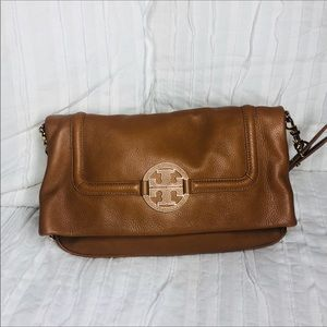 Tory Burch fold over crossbody!